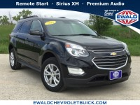 Used, 2016 Chevrolet Equinox LT, Black, GN4387-1