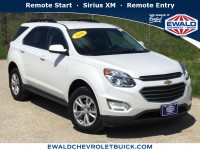 Used, 2016 Chevrolet Equinox LT, White, GP4404-1