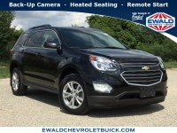 Used, 2016 Chevrolet Equinox LT, Black, GP4504-1