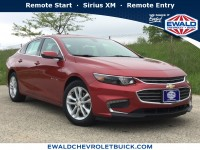 Used, 2016 Chevrolet Malibu LT, Red, GN4432-1