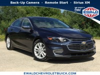 Used, 2016 Chevrolet Malibu LT, Blue, GP4396-1