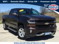 Used, 2016 Chevrolet Silverado 1500 LT, Brown, GN4338-1