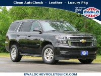 Used, 2016 Chevrolet Tahoe LT, Black, 20C875A-1