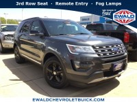 Used, 2016 Ford Explorer XLT, Gray, GP4429-1