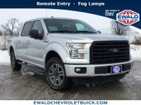 Used, 2016 Ford F-150, Silver, GP4057-1