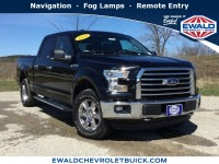 Used, 2016 Ford F-150, Black, GP4368-1
