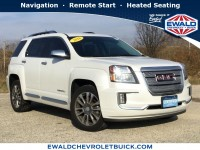 Used, 2016 GMC Terrain Denali, White, GP4133A-1