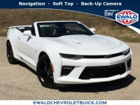 New, 2017 Chevrolet Camaro SS, White, 17C133-1
