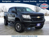 Used, 2017 Chevrolet Colorado 4WD ZR2, Black, GP4264A-1