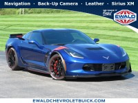 Used, 2017 Chevrolet Corvette Grand Sport 2LT, Blue, GP4538-1