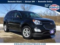Used, 2017 Chevrolet Equinox LT, Black, GP4295-1