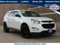 Used, 2017 Chevrolet Equinox LT, White, GP4352-1