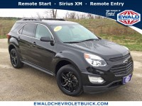 Used, 2017 Chevrolet Equinox LT, Black, GP4359-1