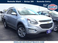 Used, 2017 Chevrolet Equinox LT, Silver, GP4401-1