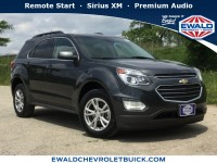 Used, 2017 Chevrolet Equinox LT, Gray, GP4453-1