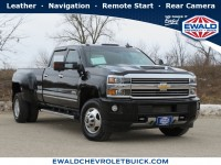 Used, 2017 Chevrolet Silverado 3500HD High Country, Black, 20C321A-1