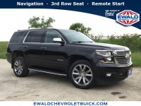 Used, 2017 Chevrolet Tahoe Premier, Black, 18C170A-1