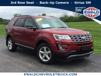 Used, 2017 Ford Explorer XLT, Other, 19C74A-1