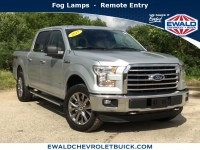 Used, 2017 Ford F-150, Silver, GP4472-1