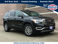 Used, 2017 GMC Acadia SLE, Black, GN4207-1