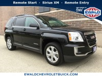 Used, 2017 GMC Terrain SLE, Black, GP4174-1