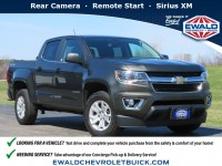 Certified, 2018 Chevrolet Colorado 4WD LT, Green, GN4675-1