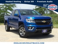 Used, 2018 Chevrolet Colorado 4WD Z71, Blue, GP4467-1