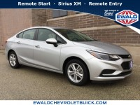 Used, 2018 Chevrolet Cruze LT, Silver, GP4130-1