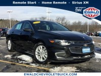 Used, 2018 Chevrolet Malibu LT, Black, GNE4247-1
