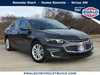 Used, 2018 Chevrolet Malibu LT, Gray, GNE4249-1