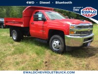 New, 2018 Chevrolet Silverado 3500HD Work Truck, Red, 18C243-1