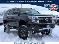 New, 2018 Chevrolet Tahoe LT, Black, 18C315-1