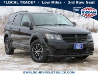 Used, 2018 Dodge Journey SE, Black, 21C293B-1