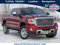 Used, 2018 GMC Sierra 2500HD Denali, Red, GP4937-1