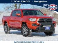 Used, 2018 Toyota Tacoma, Orange, 21C378A-1