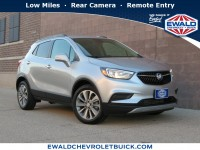 Used, 2019 Buick Encore Preferred, Silver, 19C480A-1