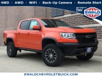 New, 2019 Chevrolet Colorado 4WD ZR2, Orange, 19C332-1