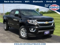New, 2019 Chevrolet Colorado 2WD LT, Black, 19C911-1