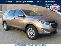 New, 2019 Chevrolet Equinox LT, Tan, 19C185-1