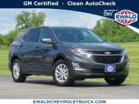 Certified, 2019 Chevrolet Equinox LT, Gray, GP4745-1