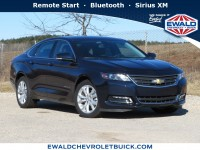 New, 2019 Chevrolet Impala LT, Blue, 19C1063-1