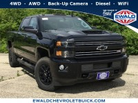 New, 2019 Chevrolet Silverado 2500HD LT, Black, 19C350-1