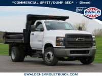 New, 2019 Chevrolet Silverado MD Work Truck, White, 19C947-1