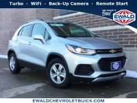 New, 2019 Chevrolet Trax LT, Silver, 19C423-1