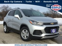New, 2019 Chevrolet Trax LT, Silver, 19C428-1