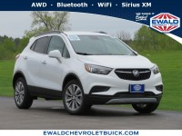 New, 2020 Buick Encore Preferred, White, 20B23-1