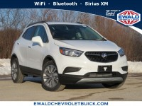 New, 2020 Buick Encore Preferred, White, 20B29-1