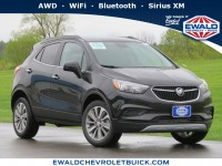 New, 2020 Buick Encore Preferred, Black, 20B31-1