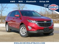 New, 2020 Chevrolet Equinox LT, Red, 20C372-1