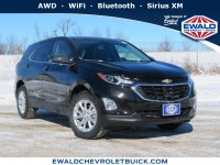 New, 2020 Chevrolet Equinox LT, Black, 20C444-1